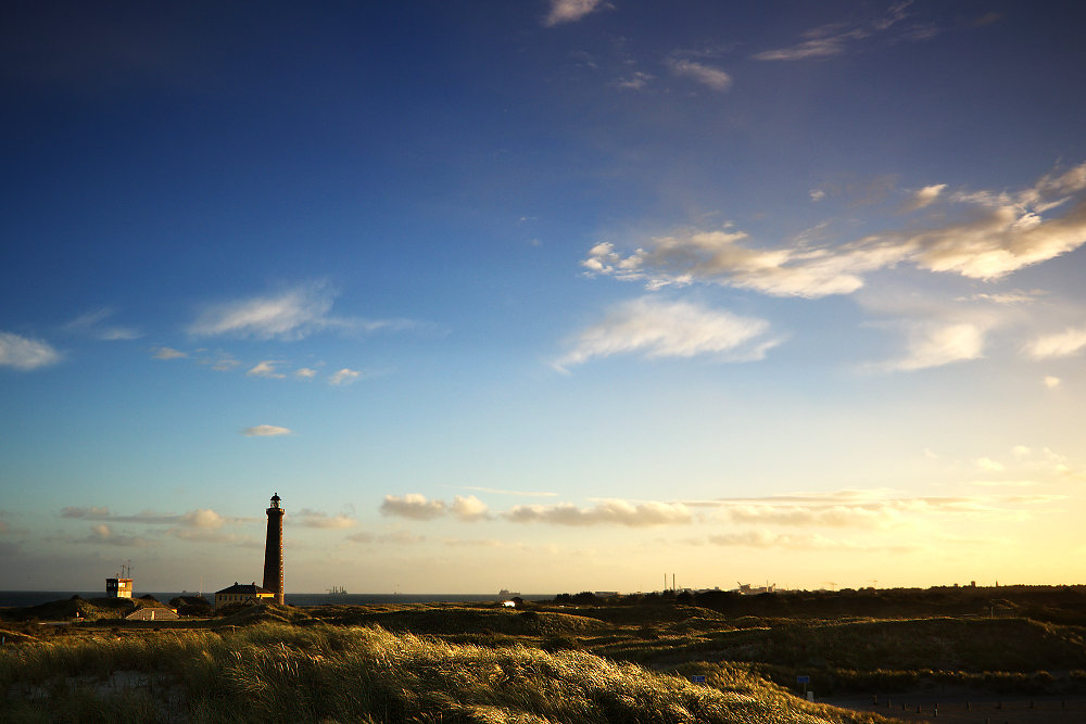 Skagen Lighthouse, Denmark